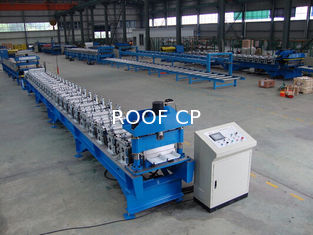 Standing Seam Profile Roof Roll Forming Machine