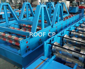 Glazed Tile Cold Bending Machine Full Automatic Delta PLC Control And Hydraulic Cutting Blade Material 12CrMoV